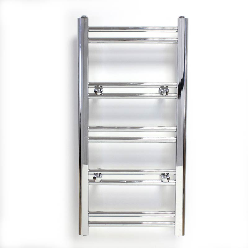Arian 800 X 400mm Straight Central Heated Or Electric